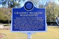 Image for Grammy Museum Mississippi-Mississippi Blues Trail-192 -Cleveland, MS