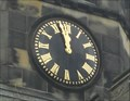 Image for All Saints Church Clock - Bakewell, Derbyshire, England