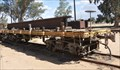 Image for Wooden Flatcar LATL  #9614