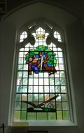 Image for Stained Glass Windows, St Mary's - Winfarthing, Norfolk