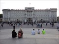 Image for Queen opens Buckingham Palace to public  -   London, UK