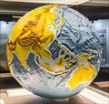 "Image for ""Mensch und Natur"" Earth Globe - Munich, Germany"