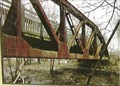 Image for Katy Trail & Hiller's Creek Pony Truss Bridge - near Tebbetts, MO