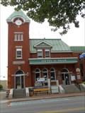 Image for Hôtel de ville Louiseville.  -Louiseville. -Québec.