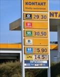 Image for E85 Fuel Pump KONTAKT - Liberec, Czech Republic