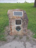 Image for Hermann Bicentennial Memorial Plaque - Hermann, Missouri