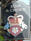 Image for Rose and Crown - St Michael's Street, St Albans, Hertfordshire, UK..