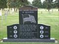 Image for Veterans Memorial, Kranzburg, South Dakota