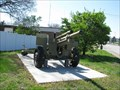 Image for Towed 105 mm Howitzer - Shawneetown, Illinois