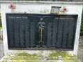 Image for Gas Light & Coke Company War Memorials - Bromley-by-Bow, London, UK