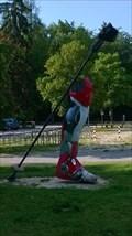Image for Nordic walking Sculptur - Weingarten, BW, Germany