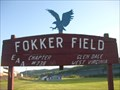 Image for Fokker Field, Glen Dale, WV