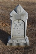 Image for Mabel R. Speer - East Hill Cemetery - Roff, OK