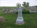 Image for Davis family children - Indian Creek Hill Cemetery - rural Montgomery County, IN