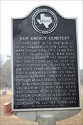 Image for New Energy Cemetery