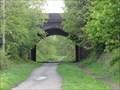 Image for Dowson Road - Bridge Over Trans Pennine Trail - Hyde, UK