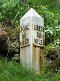 Image for Leeds Liverpool Canal milestone – Thornton-In-Craven, UK