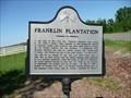 Image for Franklin Plantation