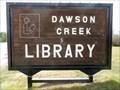 Image for Dawson Creek Public Library - Dawson Creek, British Columbia