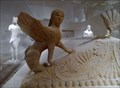 Image for Amathus Sarcophagus Sphinxes  -  New York City, NY