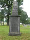 Image for Carterville GAR Memorial Obelisk - Carterville Cemetery - Carterville, Mo.