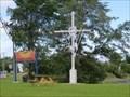 Image for Croix de Chemin - Wayside Cross - Rivière-Ouelle, Québec