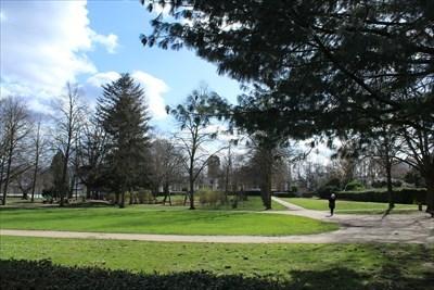 Panoramapark Bad Godesberg Bonn Germany Municipal Parks And Plazas On Waymarking Com