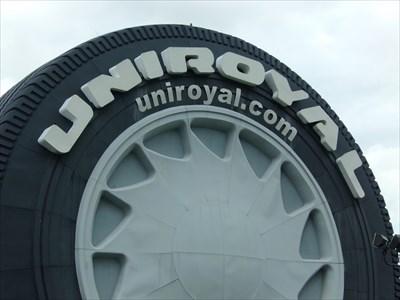 Uniroyal Tire - Thumbwhere - Michigan.