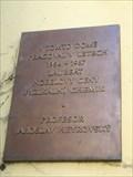 Image for CHEMISTRY: Jaroslav Heyrovsky 1959 - Praha, Malá Strana, Czech republic