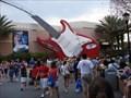 Image for Rock 'n' Roller Coaster Guitar - Disney's Hollywood Studios, FL