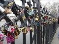 Image for Love Padlock near Charles Bridge Museum - Prague - Czech Republic