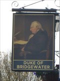 Image for Duke of Bridgewater - Crewe, Cheshire, UK.