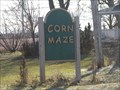Image for The Wolfe Island Corn Maze - Wolfe Island, Ontario