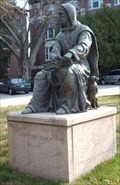 Image for St. Benedict, St. Anselm College  -  Manchester, NH