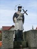 Image for St. John of Nepomuk // sv. Jan Nepomucký - Dolní Hbity, Czech Republic