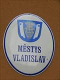 Image for Znak obce - Vladislav, Czech Republic