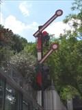 Image for Railway Signal - Museum Boxenstop Tübingen, Germany, BW
