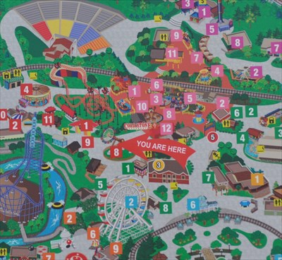 Where Is Six Flags Located In St Louis Mo Nar Media Kit
