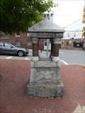 Image for Women's Christian Temperance Union Fountain - Orange, MA