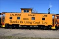 Image for ACL 0635 Caboose, Spencer, NC, USA