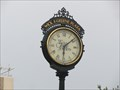 Image for Wick & Green Clock - Asheville, NC
