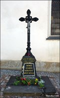 Image for 1st Cross at St. James in Beroun / Kríž (1)  u Sv. Jakuba v Beroune (Czech Republic)