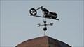 Image for Harley Weathervane - Philipsburg, MT