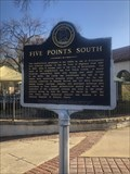 Image for Five Points South -- Birmingham AL