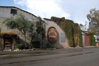 The Galleano Winery