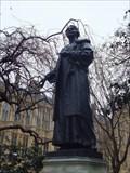 Image for Emmeline Pankhurst Statue - Victoria Tower Gardens, London, UK