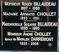 Image for 100 - Suzanne Billaudeau - Lussac-lès-Châteaux, France