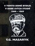 Image for Tomáš Garrigue Masaryk - Brno, Czech Republic