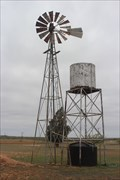 Image for Lone Wolf Cemetery Windmill - Scurry County, TX