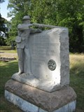 Image for 13th Michigan Infantry Monument Soldier- Chickamauga National Battlefield
